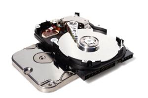 reševanje podatkov s trdega diska